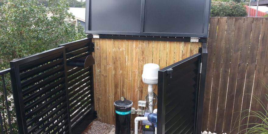 Garbage Amp Pump Enclosures All Fab Qld