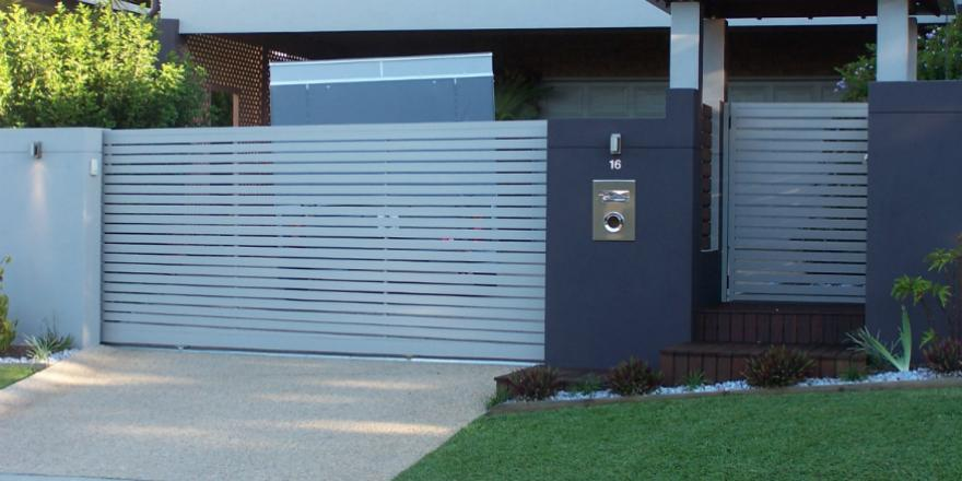 Sliding swing gates all fab qld - Sliding main gate design for home ...